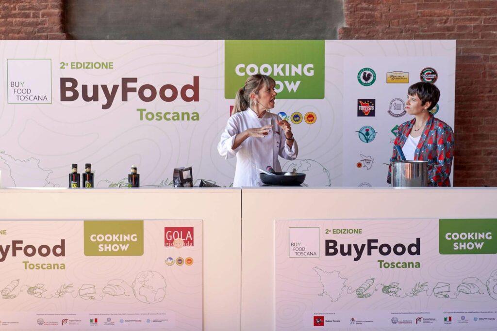 Cooking show con lo chef Silvia Baracchi