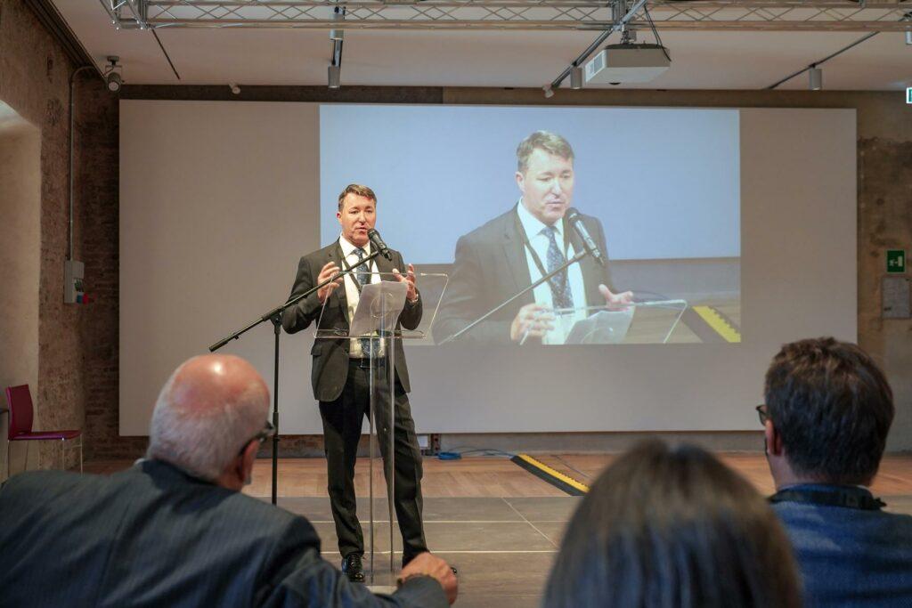 Evento di inaugurazione e conferenza stampa